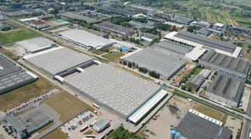 Industrial plants in the Special Economic Zone